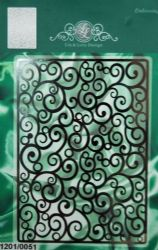 JOYCRAFT LIN and LENE EMBOSSING DESIGNS